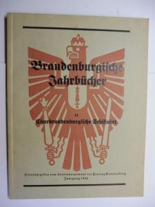 Saring, Major Dr. Hans: Churbrandenburgische Schiffahrt. *