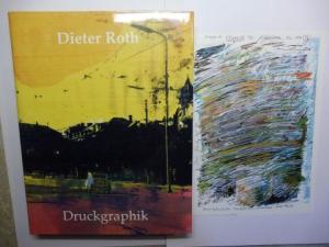 Dobke (bearbeitet v.), Dirk und Dieter Roth: Dieter Roth *. Druckgraphik. Catalogue Raisonne 1947-1998. + IMPRINT.