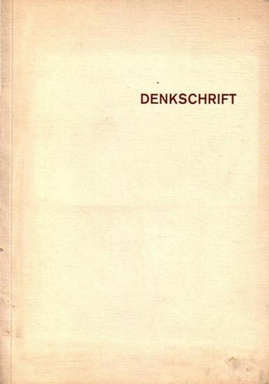 Seiler, Willy: Denkschrift gewidmet dem Deutschen Bundespräsidenten Dr. Gustav Heinemann von dem Verfasser.