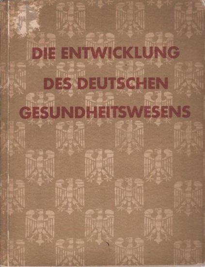 Taute, M. ; Hamel, C. ; Rott, F. (Hrsg.): Die Entwicklung des deutschen Gesundheitswesens : Kulturhistorische Schau über Hundert Jahre. Ausstellung der Reichsregierung auf der Internationalen Hygieneausstellung Dresden 1930/1931.