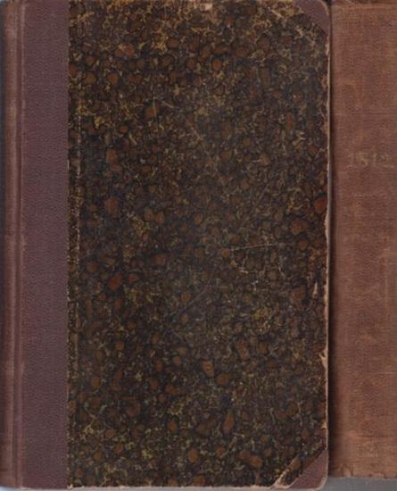 Rellstab, Ludwig (Heinrich Friedrich Ludwig): 1812 oder Die Häscher des Kaisers. Kpl. in 2 Bdn