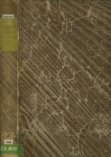 Annalen der Landwirtschaft / Präsidium des Königlichen Landes- Oekonomie-Kollegiums / Salviati, E.(Hrsg.): Annalen der Landwirthschaft in den Königlich Preußischen Staaten - Wochen-Blatt. VIII. Jahrgang 1868.