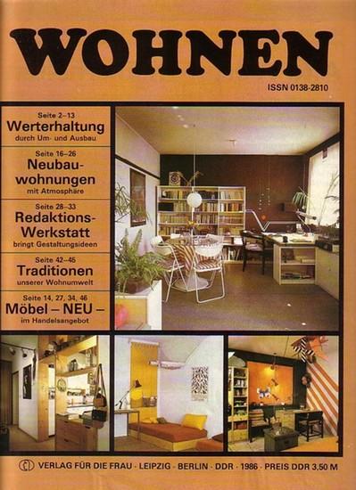 Konecny, Edith (Verlagsdirektor): Wohnen. 0