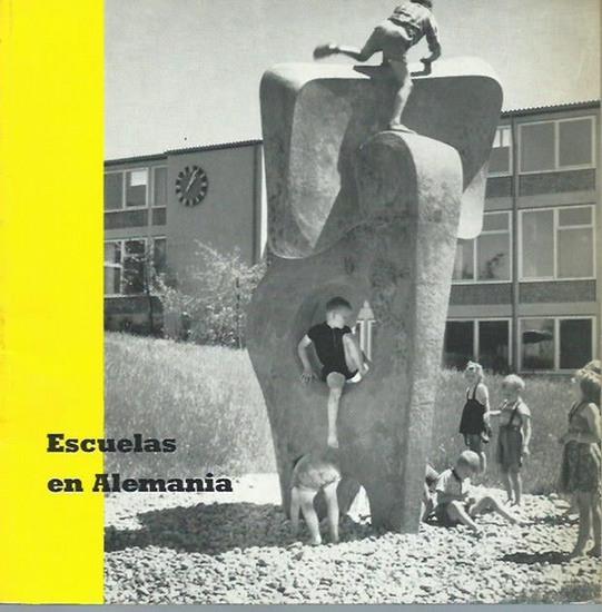 Budde, Ferdinand: Escuelas en Alemania. 0