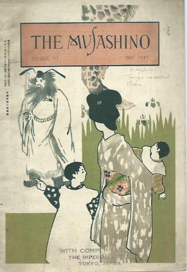 Musashino, The. - The Musashino. Number 31, May 1913. 0
