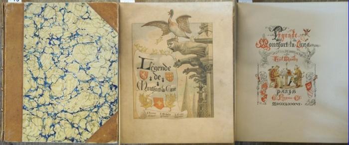 Chardin, Paul: Legende de Montfort-la-Cane. 0