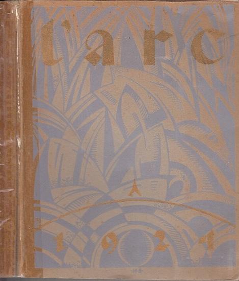Solveen, M. Henri (Einband, Vorwort) / Beeh, Rene / Binaepfel, Luc. / Haug, Balthasar / Fischer, Alfred / Ebel, Henri / Lavric-Kessler, Marthe et autres (Illustrations): L'Arc. Anthologie. 0