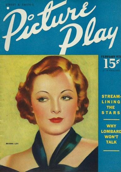 Film. - Babcock, Muriel (Redaktion): Picture play. Februar 1938. 0