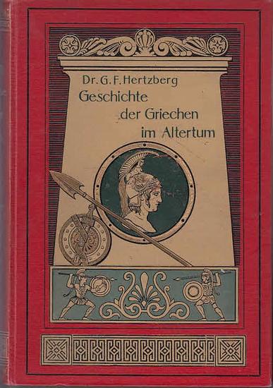 Hertzberg, G.- F.: Geschichte der Griechen im Altertum. 0