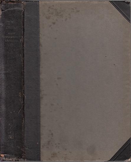 Czuber, Emanuel Dr.: Wahrscheinlichkeitsrechnung und ihre Anwendung auf Fehlerausgleichung Statistik und Lebensversicherung. 2. Band sep.: Mathematische Statistik. Mathematische Grundlagen der Lebensversicherung.