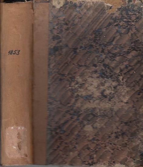 Amtlicher Bericht.- / Fraas, C (Hrsg.): Amtlicher Bericht über die XVI. ( 16. ) Versammlung deutscher Land- und Forstwirthe zu Nürnberg - im August und September 1853.