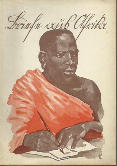 Gutmann, Bruno: Briefe aus Afrika. Herausgegeben und mit einer Einleitung versehen von Bruno Gutmann.