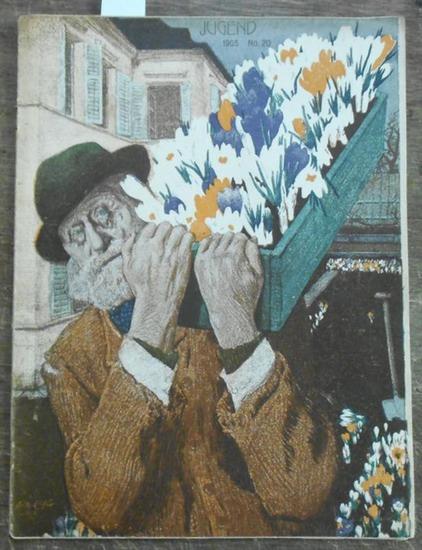 Jugend - Hirth, Georg (Hrsg.) - Fritz von Ostini / S. Sinzheimer / A. Matthäi / F. Langheinrich (Red.) - Joachim Graf von Oriola / Fritz Posselt (Autoren): Jugend. 1905 - No. 20. Aus dem Inhalt: Joachim Graf von Oriola - Der Diplomat / Fritz Posselt - ...