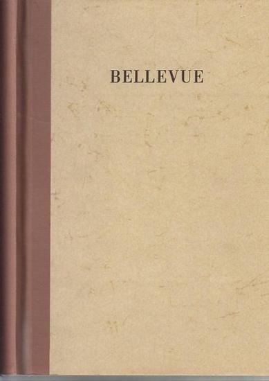 Berlin. - Machule, Dittmar / Hans Jürgen Schönenberg: Das Schloss Bellevue in Berlin-Tiergarten. Bauhistorische Dokumentation im Auftrage der Bundesbaudirektion.