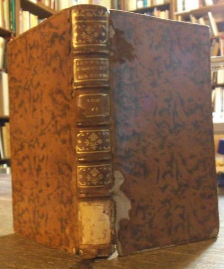 Leclerc, Georges-Louis, Comte de Buffon (1707 - 1788): Oeuvres completes. Tome Sixieme (6): Suite de la Theorie de la Terre & Introduction à l' histoire des Mineraux.
