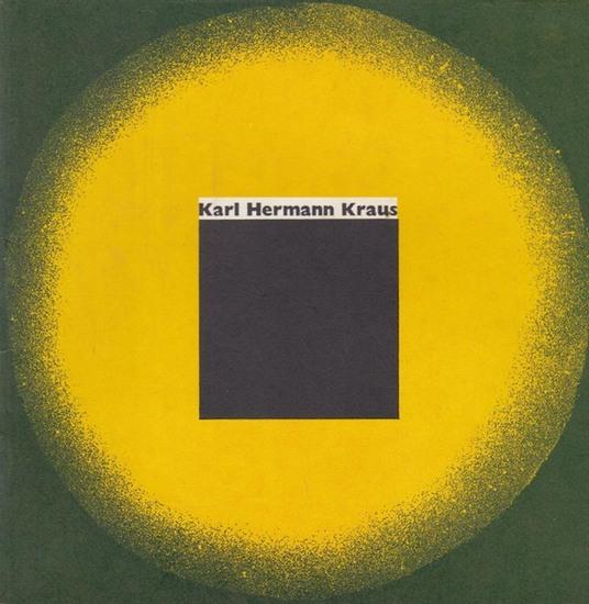 Kraus, K. - H. Karl - Hermann Kraus Malerei Collage Zeichnung