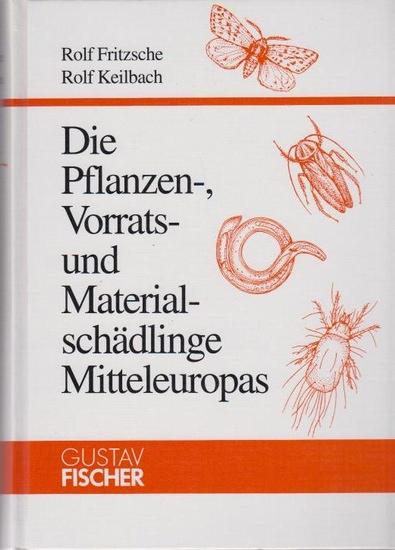 Fritzsche, Rolf ; Keilbach, Rolf: Die Pflanzen-, Vorrats- und Materialschädlinge Mitteleuropas mit Hinweisen auf Gegenmaßnahmen.