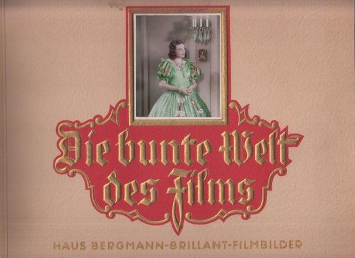 Haus Bergmann - Die bunte Welt des Films : Brillant Filmbilder.