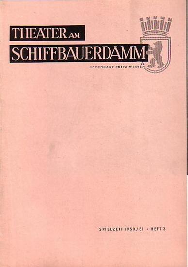 Shakespeare. Gastspiel des Deutschen Theaters Berlin in Konstanz -Intendanz, Dramaturgische Abteilung.(Hrsg.) Viel Lärm um nichts Blätter des Deutschen Theaters Konstanz- Spielzeit 1948 / 1949.