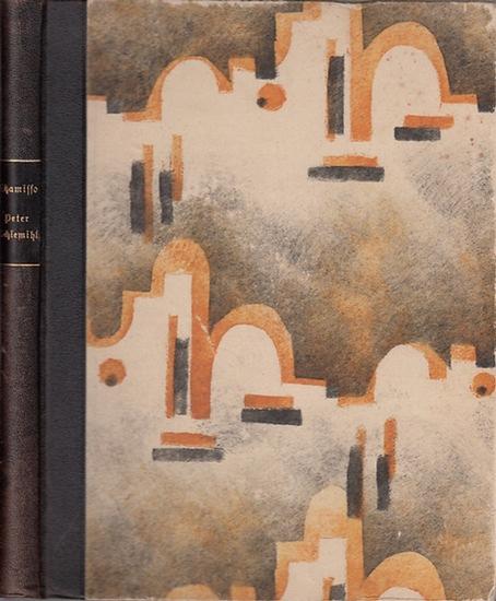 Chamisso, Adelbert von: Peter Schlemihls wundersame Reise. Mit Zeichnungen von Alfred Thon.