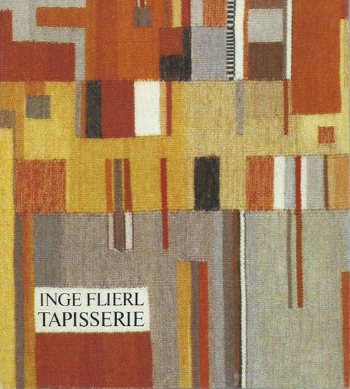 Flierl, Inge: Tapisserie. Mit Notizen von Brigitte Hartel. Katalog.
