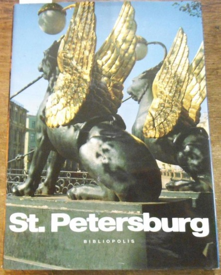 Petersburg. - Natalia Lanceray / Dmitry Likhachev (Introduction) // Vladimir Sobolev and Kira Zharinova (photographs): St. Petersburg. Bibliopolis.