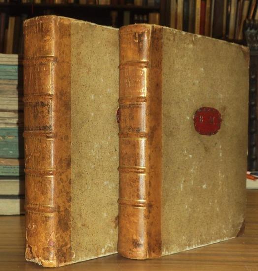 Antonini, Annibale: Dizionario Italiano, Latino e Francese, in cui si contiene, non solamente. Un compendio del dizionario della crusca…