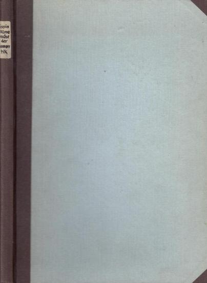 Pissin, R.: Almanache der Romantik (= Veröffentlichungen der Deutschen Bibliographischen Gesellschaft. Bibliographisches Repertorium, Begründet von Dr. H. H. Houben. Fünfter Band).