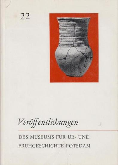 Gramsch, Bernhard (Hrsg.). - Autoren: K.-P. Wechler , K.-U. Heußner, G. Wetzel, A. Knaack u. G. Wetzel, F. Horst, H. Rösler und. M. Ihle, B. Fischer und. Seiten Gustavs, M. Hofmann, F. Brose, K.-D.Gansleweit, L. Teichert, A. Christl, D. Neuber, G. Chri...
