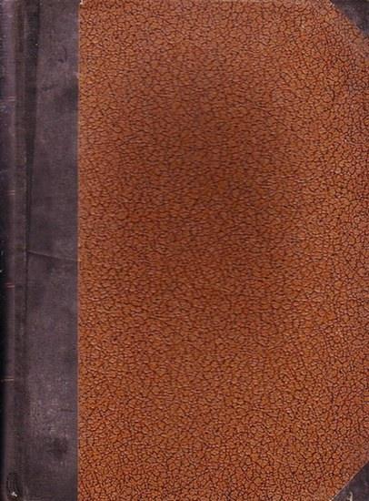 Praehistorische Zeitschrift .- Schuchardt, C. ; Schumacher, K. ; Seger, H. (Hrsg.). - Wolff / M. Ebert / C. Rademacher / G.F.L. Sarauw (Autoren): Praehistorische Zeitschrift. III. Band 1911 enthaltend Hefte 1-2 und 3-4. Mit folgenden Ausätzen: Wolff: N...