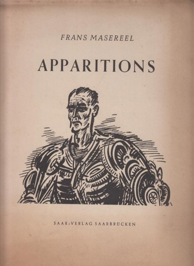 Masereel, Frans: Apparitions.