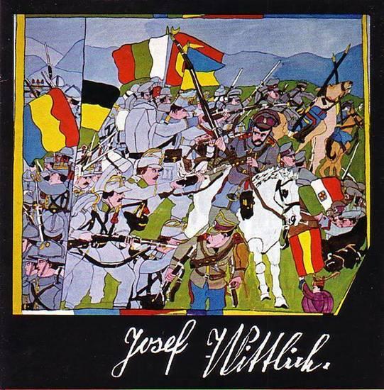 Wittlich, Josef. - Galerie Springer Berlin / Dieter Honisch: Josef Wittlich. Ausstellung vom 1. - 21. November 1968.