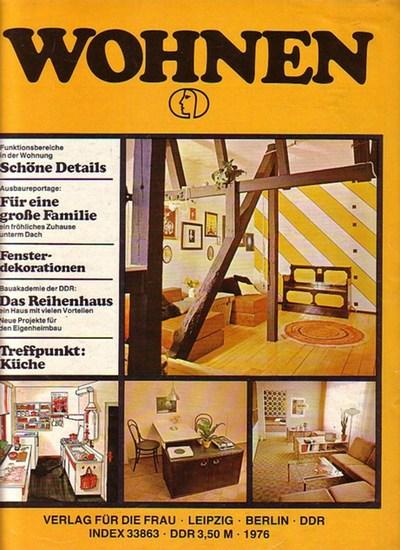 Konecny, Edith (Verlagsdirektor): Wohnen.