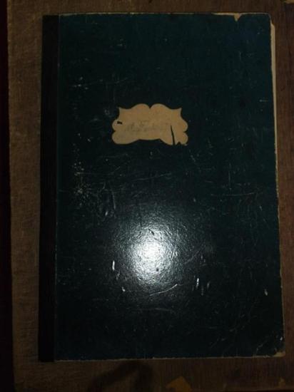 Weben, Weberei.- Friedrich, Albin / R.W. entw.: Webtafel-Musterbilder. Sammlung mit 12 Tafeln.