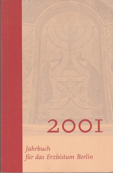 Wördemann, Johanna (Red.): Jahrbuch für das Erzbistum Berlin, 2001.
