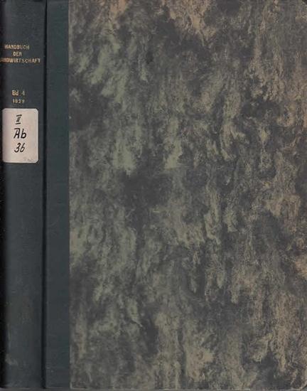 Hansen, J. (Hrsg.): Allgemeine Tierzuchtlehre. (=Handbuch der Landwirtschaft, hrsg. Von F. Aereboe, J. Hansen, Th. Roemer ; 4. Bd. ) sep. 0
