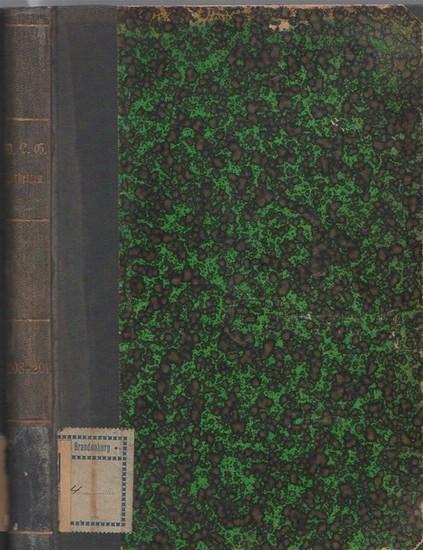 Deutsche Landwirtschafts-Gesellschaft. - Alves, Adolf und Kleberger / Crautmann, Jakob: Arbeiten der Deutschen Landwirtschafts-Gesellschaft. Hefte 208 und 209 in einem Band. 1) Heft 208 - Alves, Adolf und Kleberger: Zwei Studienreisen in Skandinavien, Rei
