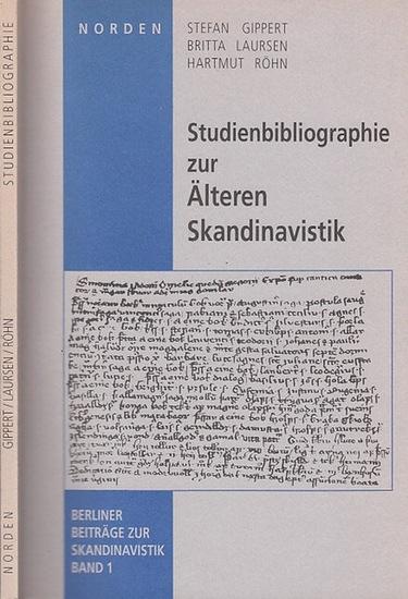 Gippert, Stefan / Britta Laursen / Hartmut Röhn: Studienbibliographie zur Älteren Skandinavistik. (Berliner Beiträge zur Skandinavistik, hrsg.von Hartmut Röhn, FU Berlin, Band 1).