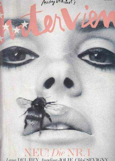 Koch, Joerg (Hrsg.): Andy Warhol's Interview. Deutsche Ausgabe. Nr. 1, Februar 2012.