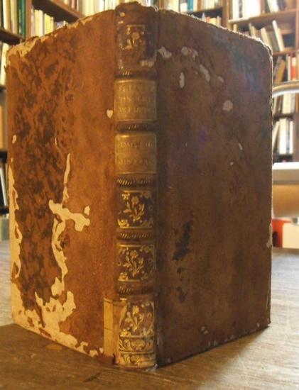 Leclerc, Georges-Louis, Comte de Buffon (1707 - 1788): Histoire naturelle des mineraux. Tome Huitieme (8). Contenu: concretions metallique, Volfran, Hematite, mines de fer speculaire, sablon magnetique etc.