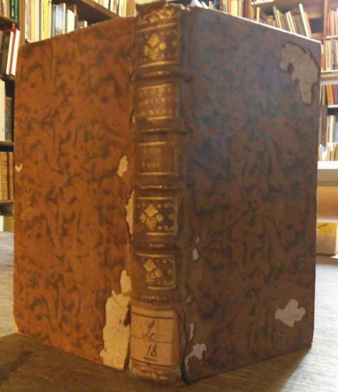 Leclerc, Georges-Louis, Comte de Buffon (1707 - 1788): Oeuvres completes. Tome Huitieme (8): Suite de la Theorie de la Terre & Introduction à l' histoire des Mineraux.