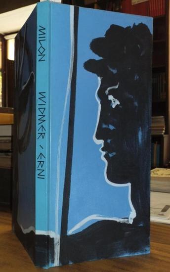 Erni, Hans. - Widmer, Sigmund: Milon : Legende eines Athleten. Illustriert von Hans Erni. Mit vier Originallithographien.
