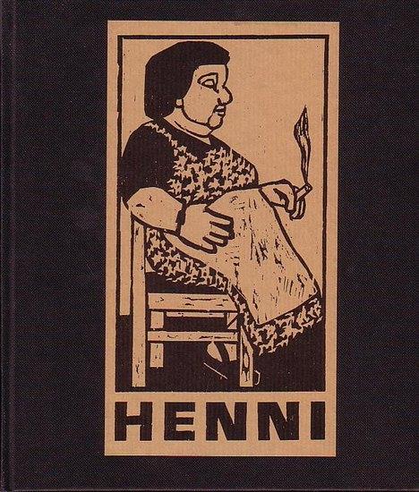 """Klages, Simone: Henni oder """"Ich bin doch nicht die Hildegard Knef""""."""