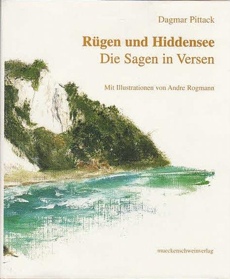 Pittack, Dagmar: Rügen und Hiddensee. Die Sagen in Versen.