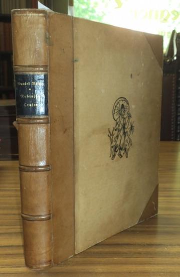 Defoe, Daniel / Seewald, Richard (Illu.): Robinson Crusoe. Mit 85 Zeichnungen von Richard Seewald.
