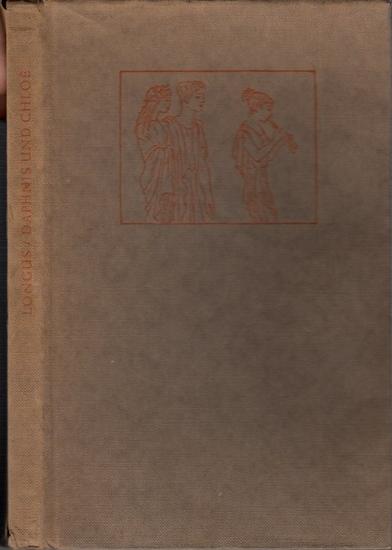 Sintenis, Renee (Bildhauerin und Grafikerin, 1888 - 1965). - Longus: Des Longus Hirtengeschichten von Daphnis und Chloe. Mit 31 Abbildungen nach Holzschnitten von Renee Sintenis.