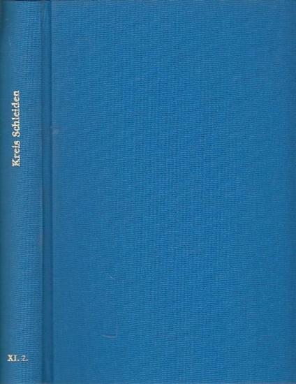 Wackenroder, Ernst: Die Kunstdenkmäler des Kreises Schleiden. (=Die Kunstdenkmäler der Rheinprovinz, bearb. Von Paul Clemen ; 11. Bd. II.)
