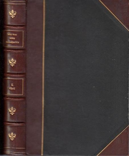 Bernhardi, Theodor von: Der Streit um die Elbherzogthümer : Tagebuchblätter aus den Jahren 1863 bis 1864. (=Aus dem Leben Theodor von Bernhardis : 5. Theil)