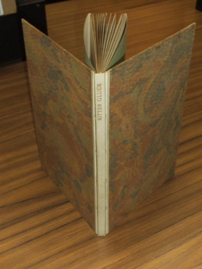 Hoffmann, Ernst Theodor Amadeus - Rudolf Grossmann (Illustr.) J. Meier-Graefe (Hrsg.): Ritter Gluck. (Eine Erinnerung aus dem Jahre 1809).