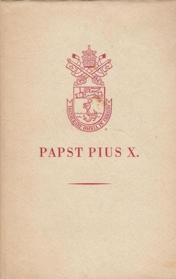 Pius, X. - Kawa, Elisabeth Papst Pius X.